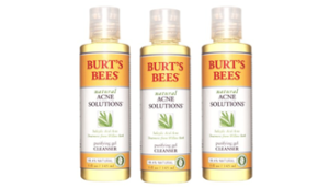 Burt's Bees Natural Acne Solutions Review