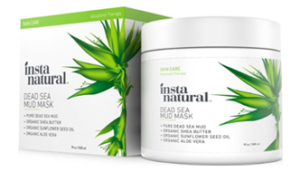 InstaNatural Dead Sea Mud Mask Review