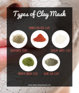 Top 5 Clay Masks for Blackheads