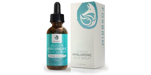Foxbrim Complete Hyaluronic Acid Serum