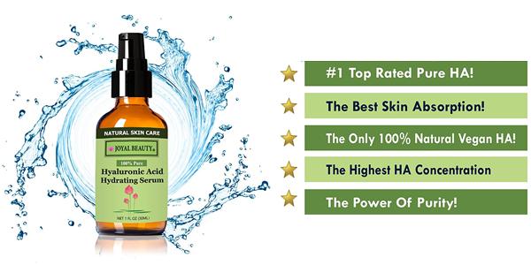 Joyal Beauty Hyaluronic Acid Hydrating Serum