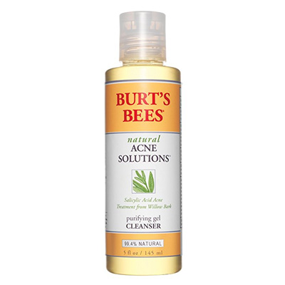 Burt's bees Purifying gel cleanser