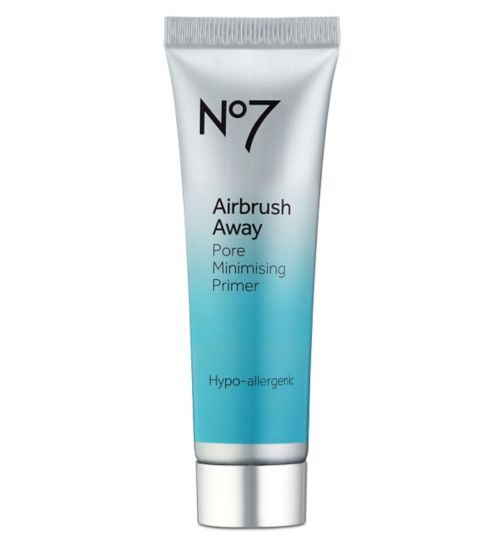 No.7 Airbrush Away Pore Minimizer Primer